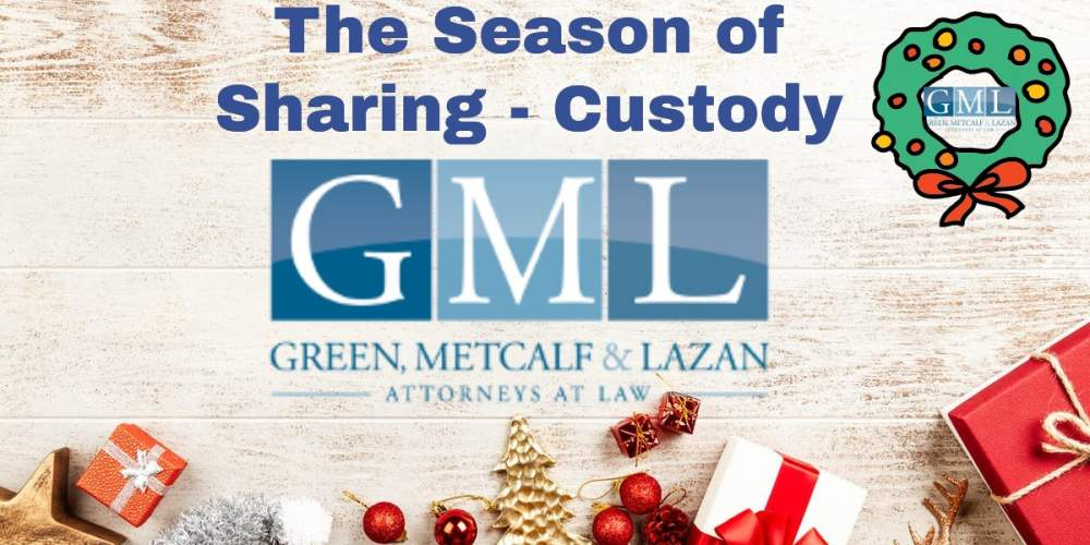 The Season of Sharing—Custody