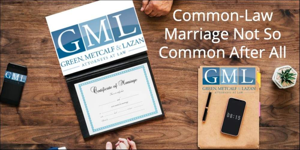 Common-Law Marriage Not So Common After All