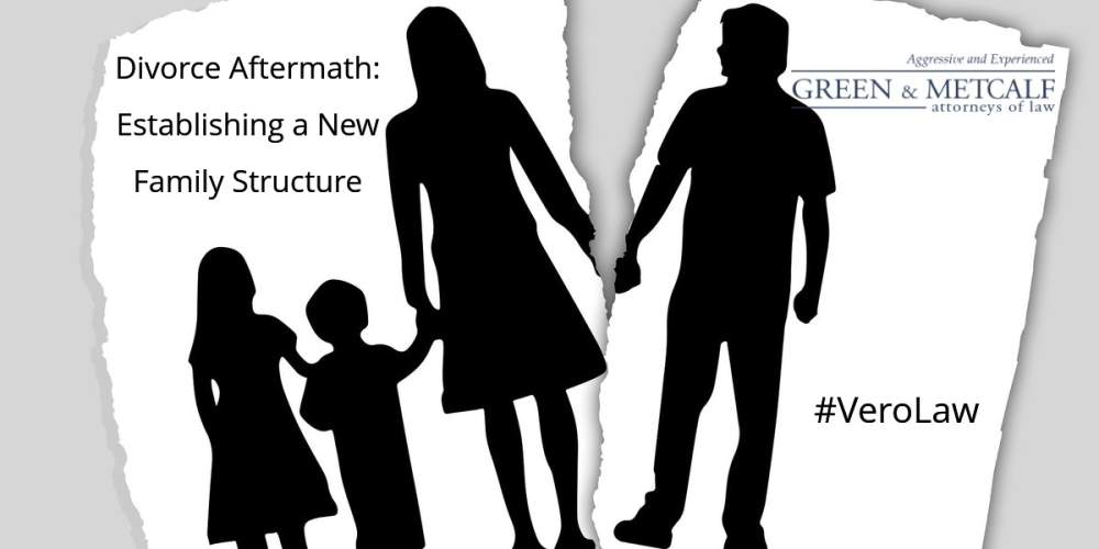 Divorce Aftermath – Establishing a New Family Structure