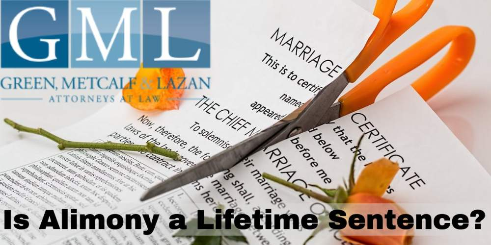 Is Alimony a Lifetime Sentence?