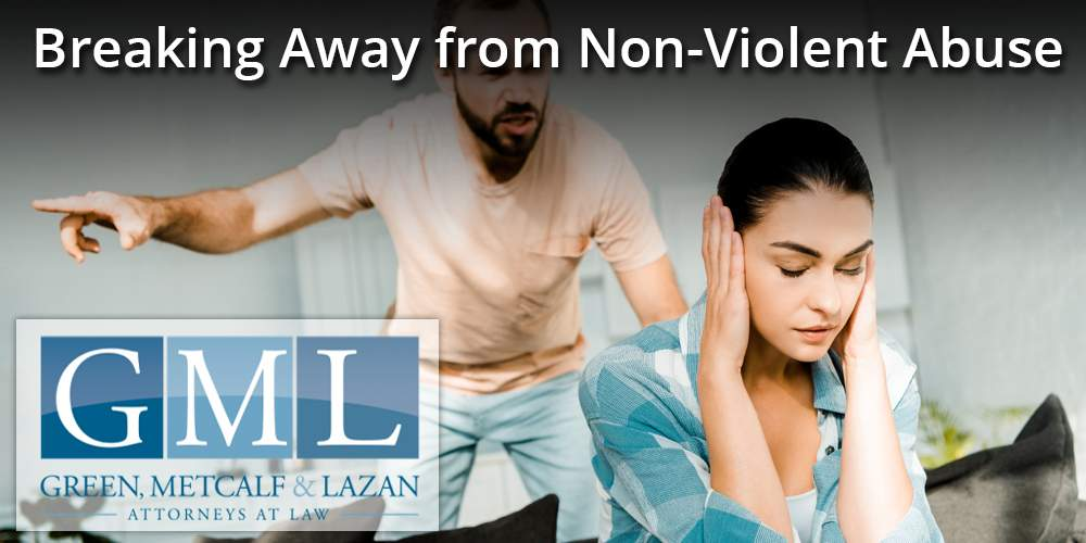 Breaking Away from Non-violent Abuse